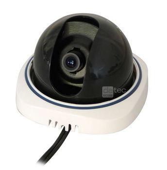 Dome Überwachungskamera Kamera Mini 540TVL Überwachung Innenkamera HiRES – Bild 1