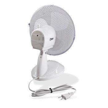 SET 2x Standventilator + 2x Tischventilator Ventilator 2 + 3 Stufen Klimagerät – Bild 7