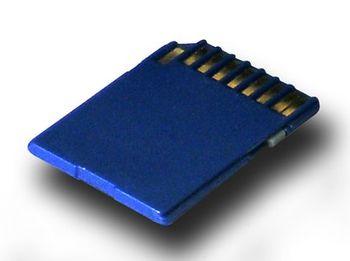 SD-Karte 16GB Class 6 – Bild 2