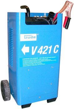 GÜDE Batterielader V 421 C Batterieladegerät – Bild 1