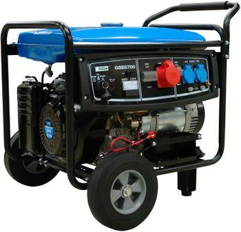 GÜDE Stromerzeuger GSE 6700 – Bild 1