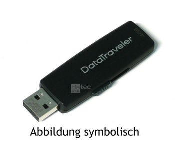 Detec Secure USB Stick 8GB