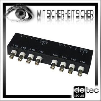 Detec Secure Video Balun 8-Fach – Bild 4