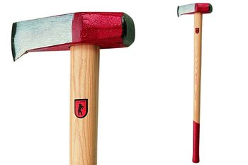SHW Spalthammer m. Hickorystiel 3000 g