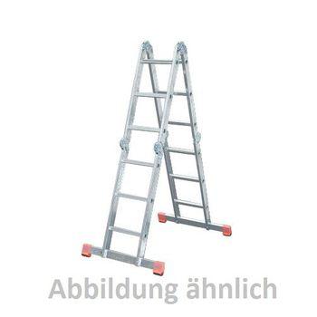 Krause Multi - Matic 4 x 4 / Gelenk - Universal Leiter – Bild 3