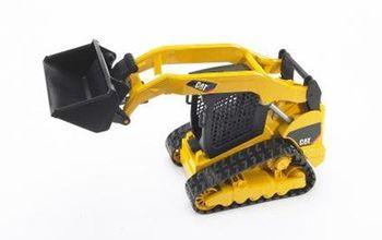BRUDER Caterpillar Delta Lader 02136 – Bild 8