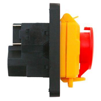 Hauptschalter Not-Aus-Schalter Notschalter Schalter 1 phasig ca. 1,8 KW – Bild 3