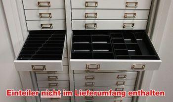 ADB Schubladenschrank Werkzeugschrank Metallschrank 40 Schubladen 1790x800x400mm – Bild 4