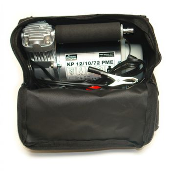 Kompressor 12V Minikompressor portabel inkl. Zubehör – Bild 3