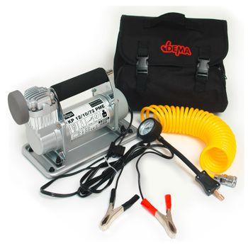 Kompressor 12V Minikompressor portabel inkl. Zubehör – Bild 1