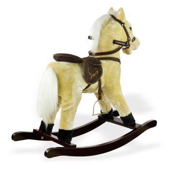Schaukelpferd Galopper Pferd mit Sound – Bild 2