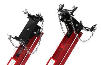Getriebeheber Motorheber 1000 kg – Bild 3
