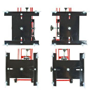 Getriebeheber 450 kg klein Motorheber Faulenzer Getriebe Motorenheber Wagenheber – Bild 5