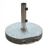 sonnenschirmst nder 45 cm rund granit grau schirmst nder sonnenschirm st nder. Black Bedroom Furniture Sets. Home Design Ideas