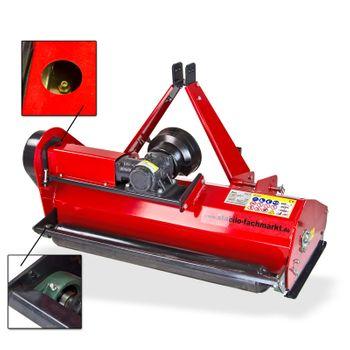 Schlegelmulcher Mulcher Schlegelmähwerk Mähwerk SLM 105 für Traktoren bis 30 PS – Bild 2