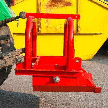 Traktor Heck Schaufel kippbar Grabenschaufel – Bild 5