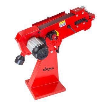 Bandschleifmaschine Bandschleifer Schleifmaschine 400V / 3 KW für Holz Metall – Bild 3