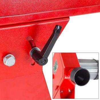 Bandschleifmaschine Bandschleifer Schleifmaschine 400V / 3 KW für Holz Metall – Bild 6