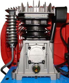 GÜDE Kompressor 405/10/50 P 2200 Watt 10 bar 3 DL-Ausgänge -Motorschutzsicherung – Bild 2