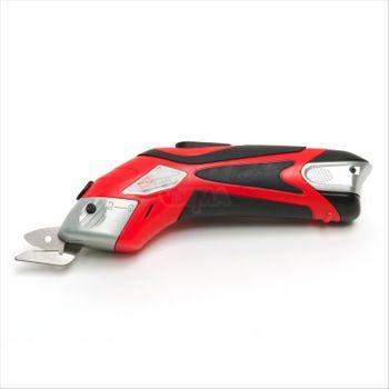 Lithium Ionen Akku Werkzeug Set 25-tlg. 3.6V LI Elektrische Stoff Schere 2 Messer – Bild 6