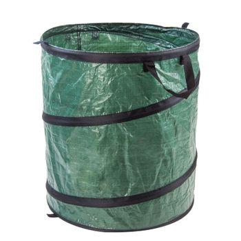 3x Laubsack Gartenabfallsack Pop Up Sack, Selbstauftellend, 200 Liter – Bild 2
