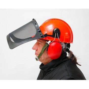 Forsthelm Kombination Forst Schutzhelm Helm – Bild 4