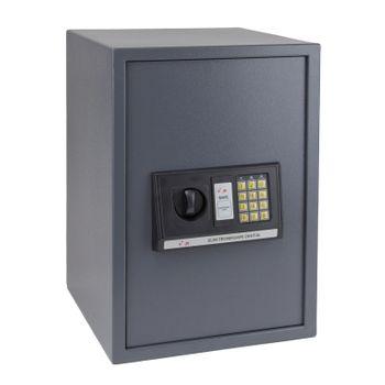 Möbeltresor Digital Zahlenschloss + Schlüssel 65 liter 35 x 36 x 52 cm – Bild 1