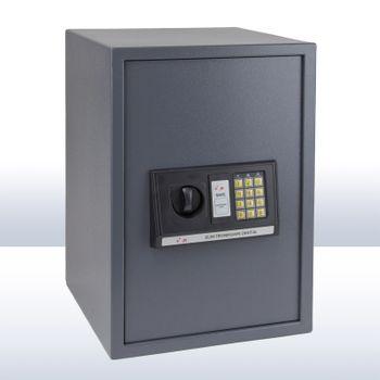 Möbeltresor Digital Zahlenschloss + Schlüssel 65 liter 35 x 36 x 52 cm – Bild 2