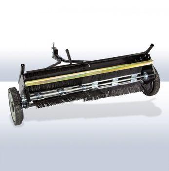 Rasen Kehrmaschine Rasenkehrmaschine Rasenkehrer 120 cm für ATV Rasentraktor – Bild 4