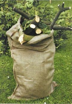 NOOR Jutesäcke Jutesack Kaffeesack Kartoffelsack Gr. XL 100 kg 2er Pack – Bild 3