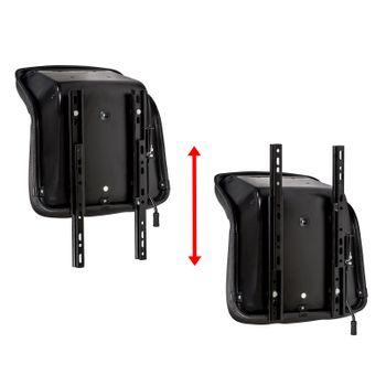 Staplersitz Gabelstaplersitz Baumaschinensitz Star GC006 Gabelstapler Stapler – Bild 4