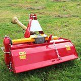 Bodenfräse Heckfräse Ackerfräse Fräse Anbaugerät 105cm für Traktor 20-30 PS 001