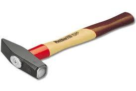 Schlosserhammer ROTBAND-PLUS 300 mm 300 g – Bild 2