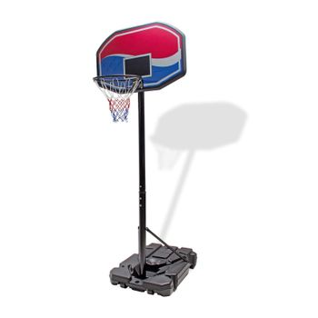 Basketballkorb Basketballständer Basketballring Basketball Streetball BK 305 XXL – Bild 1
