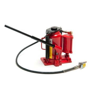 Pneumatisch hydraulischer Stempelwagenheber Stempelheber Heber 20 to – Bild 6
