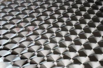 Alu Aluminium Edelstahl Gartentisch Bartisch Bistrotisch Beistelltisch Tisch – Bild 3