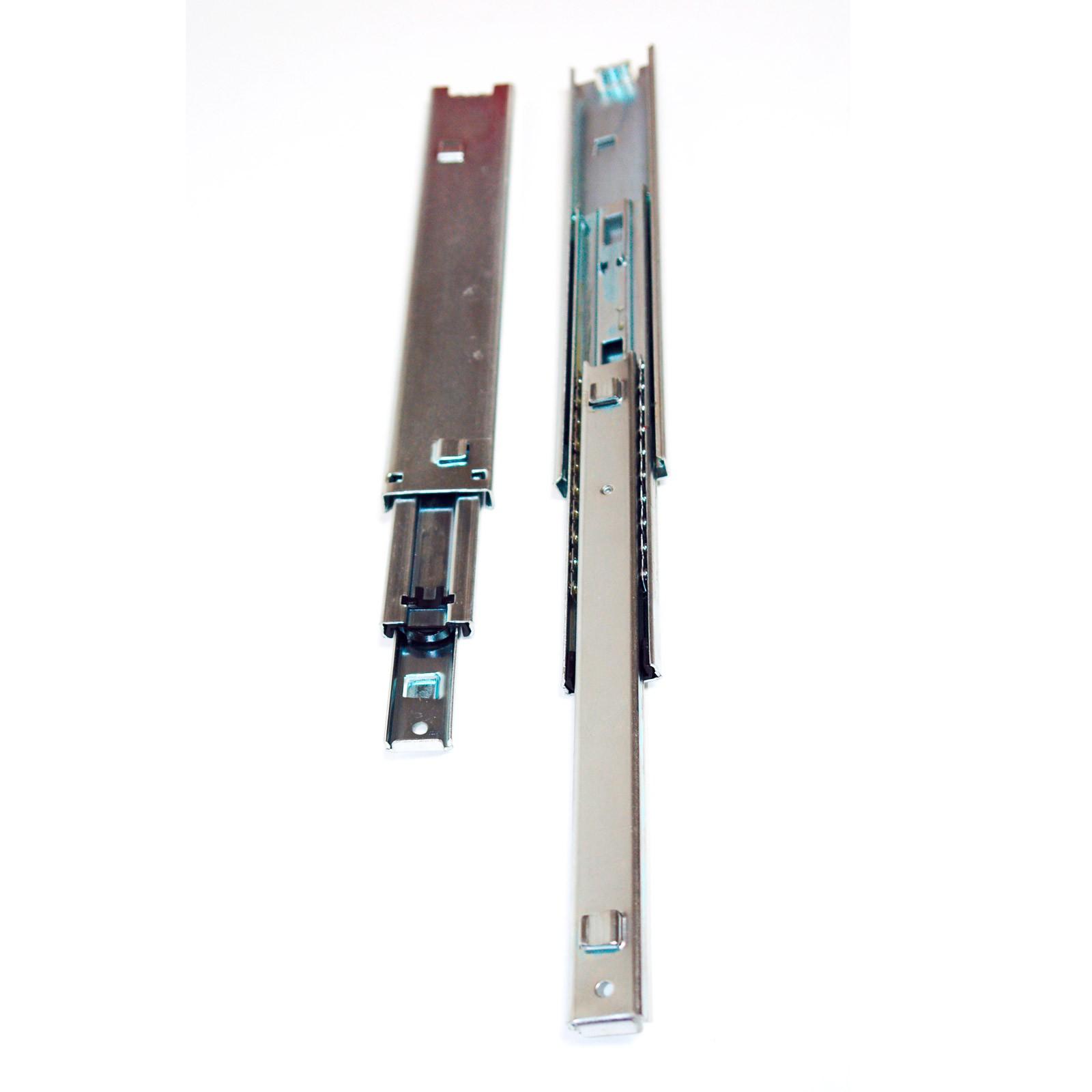 Teleskopschiene Fur Schubladen 3 Stufig 300mm 1 Paar Vollauszug