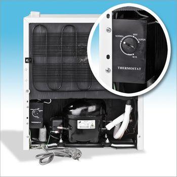 Mini Gefrierbox GB 34 A+ 220 - 240 Volt Frischhaltebox – Bild 7