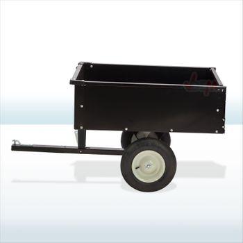 Transportanhänger aus Metall, klein, kippbar – Bild 2