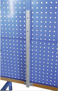 ADB Werkbank Halterung für Lochplatte|Schlitzplatte 845 mm – Bild 1