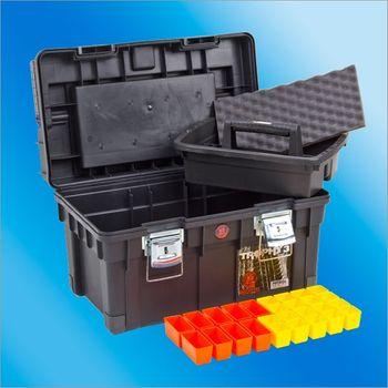 ADB Werkzeugkoffer HD Trophy 3 schwarz – Bild 4