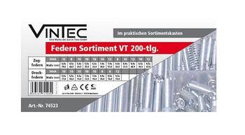 Vintec Federn Sortiment VT 200