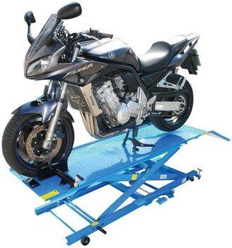 Güde Motorrad Montagerampe Motorradhebebühne GMR 560 kg – Bild 4
