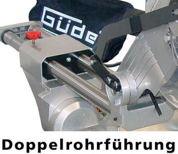 Güde Radial Kappsäge GRK 210/300 inkl. 2x HM Sägeblatt – Bild 2