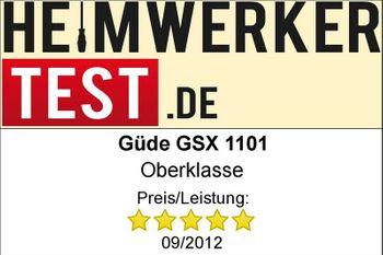 GÜDE Schmutzwassertauchpumpe GSX 1101 Edelstahl – Bild 6
