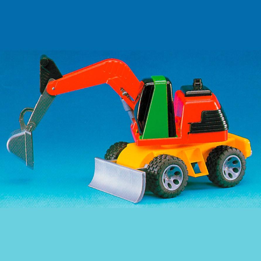 BRUDER ROADMAX Schaufelbagger Bagger Spielzeug Spielzeug-Baufahrzeuge