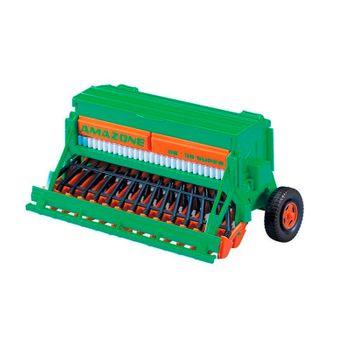 BRUDER Amazone Sämaschine Saatmaschine Zubehör f. Traktor Landwirtschaft / 02330