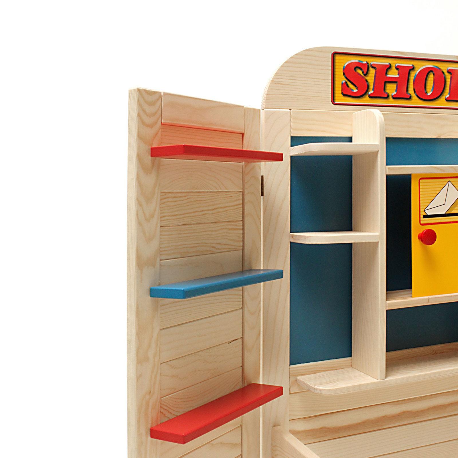 eichhorn holz kinderkaufladen kaufladen aus holz kaufmannsladen