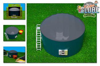 Van Manen Kids Globe 571920 Bio Gas Installation Ø24 x 17 cm Maßstab 1:32
