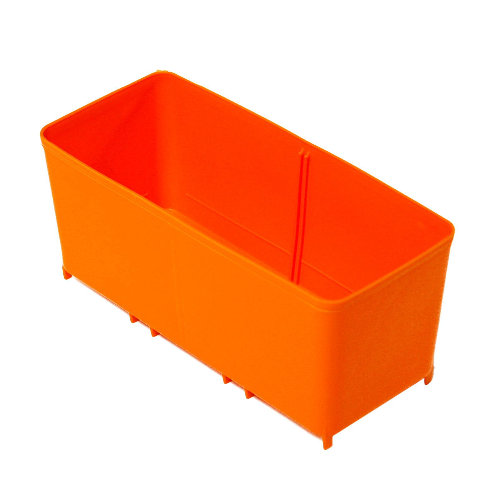 pvc sortimentsbox aufbewahrungsbox aufbewahrung box 210x90x94mm orange. Black Bedroom Furniture Sets. Home Design Ideas